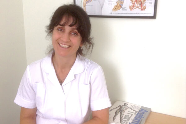 Jane Ducklin osteopath in Tring