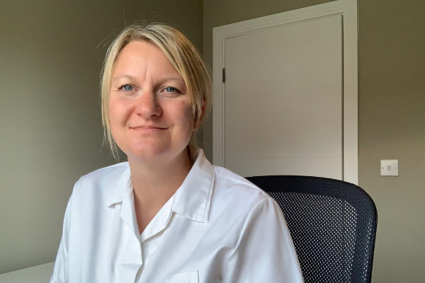 Natalie Giles osteopath Tring