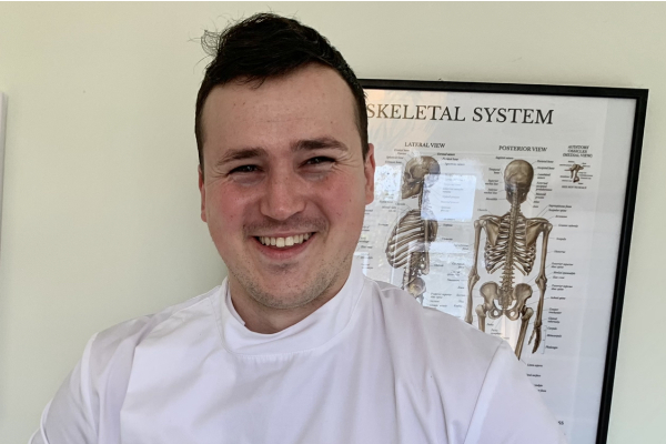 Mike Smiht Osteopath in Tring